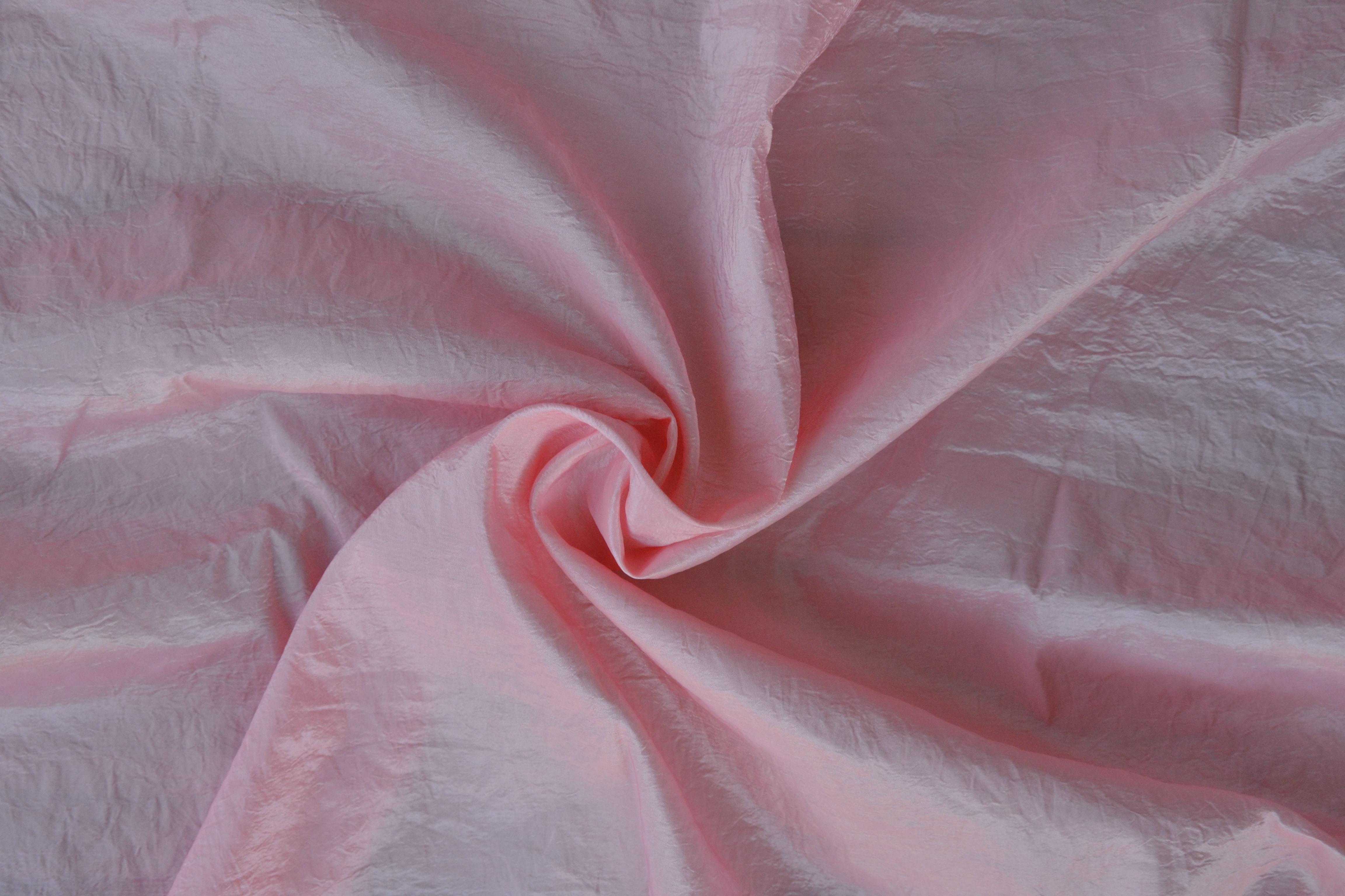 Tafta rose pâle